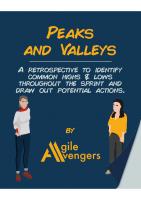 Peaks And Valleys Retrospective