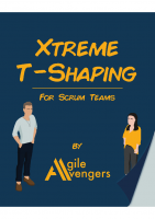 Xtreme T-Shaping For Scrum Teams